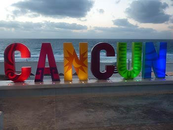 Cancun, Mexico - International Travel