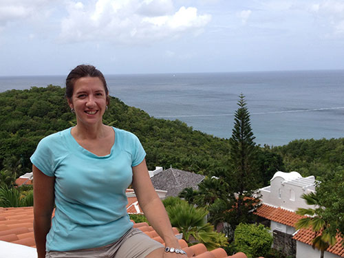 Amy Schwartz, Master Travel Agent